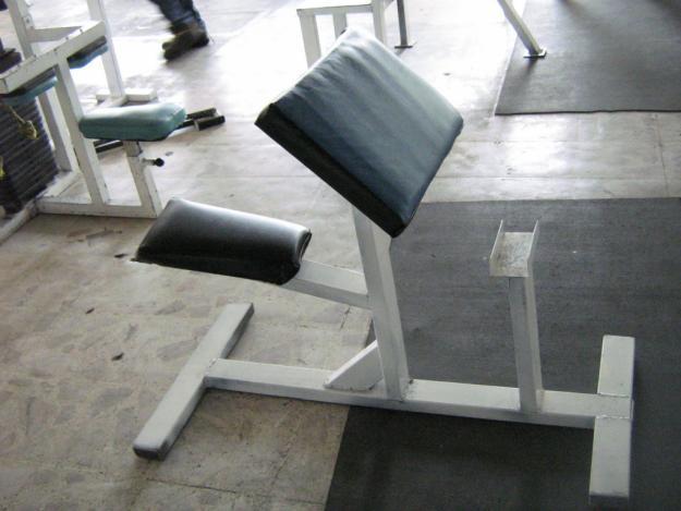 Servicios for Aparatos de gym